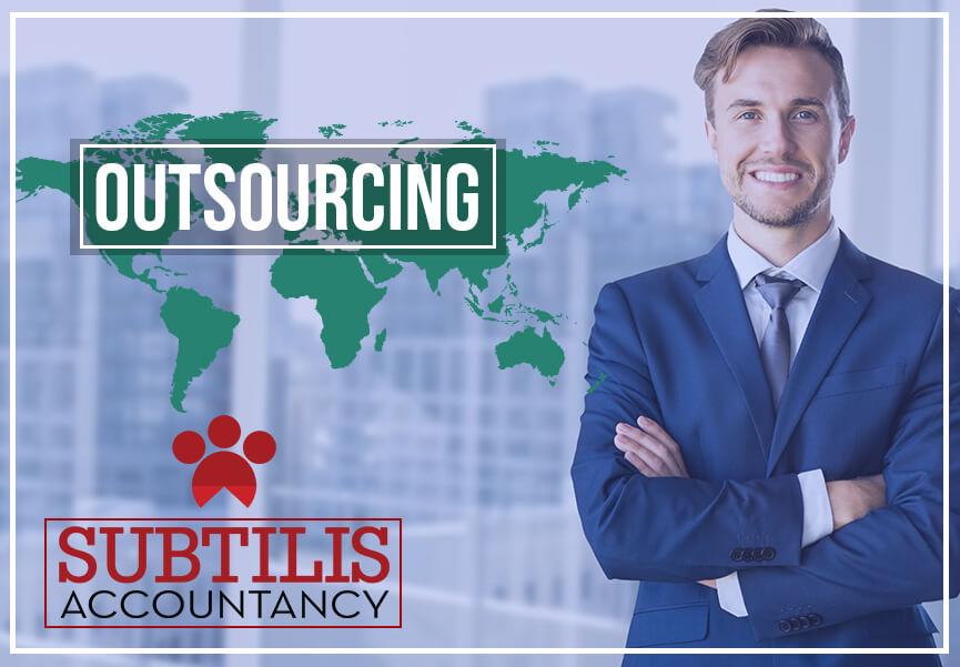 Outsource the accountant job