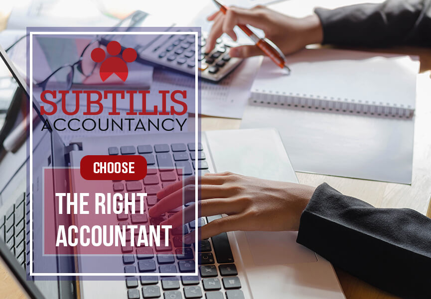 choose the right accountant